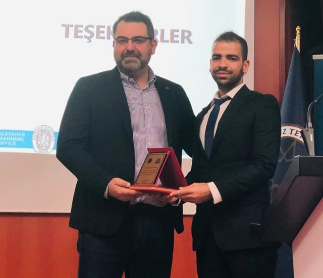 The sea career days by Yildiz Technical University Ship and Maritime Club was held…